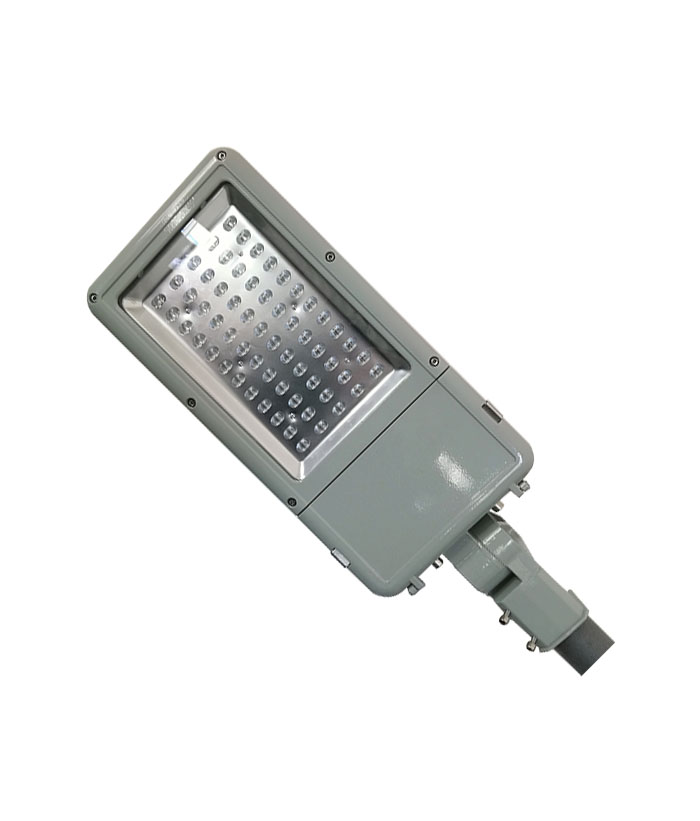 Flat light series LED Street lamp housingYC-AL 02